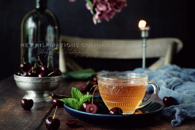 Queue de cerise (tisane et bienfaits)