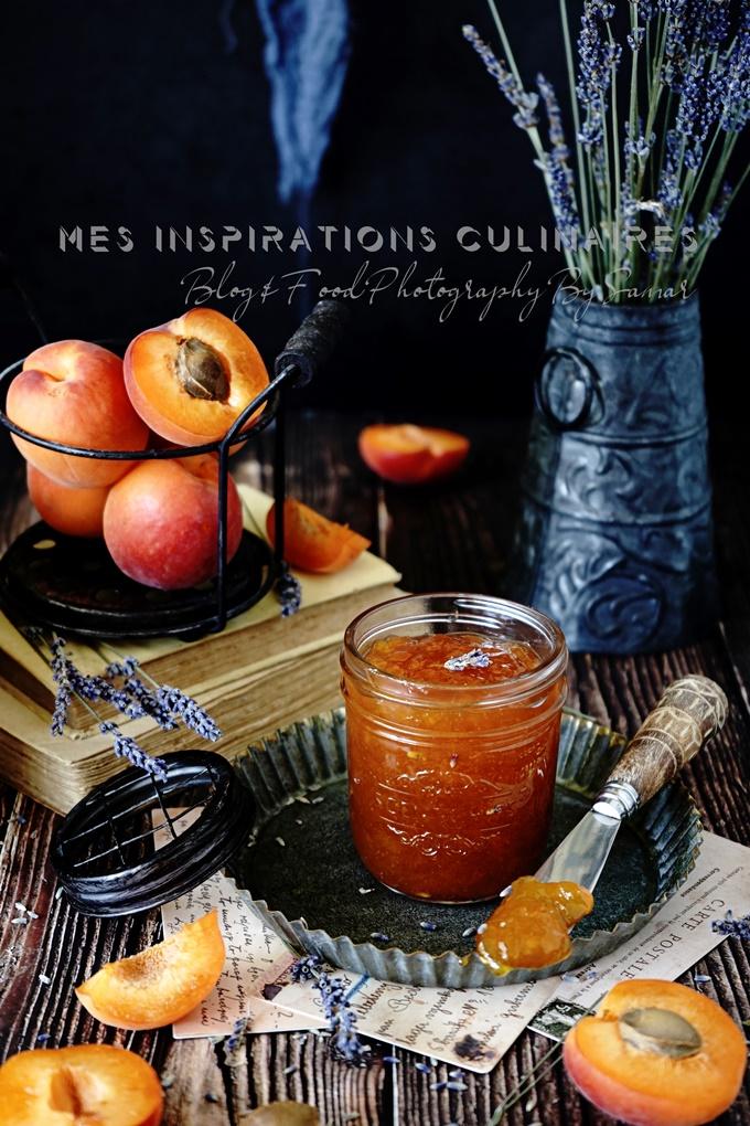 recette confiture aux abricots