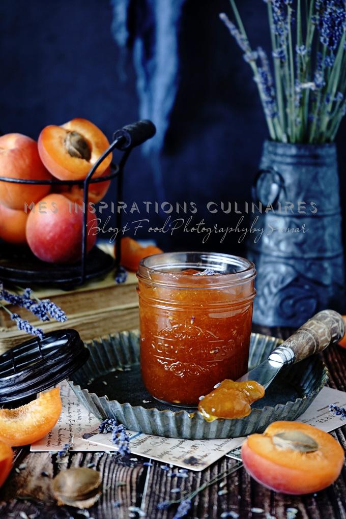 confiture d'abricot : recette maison