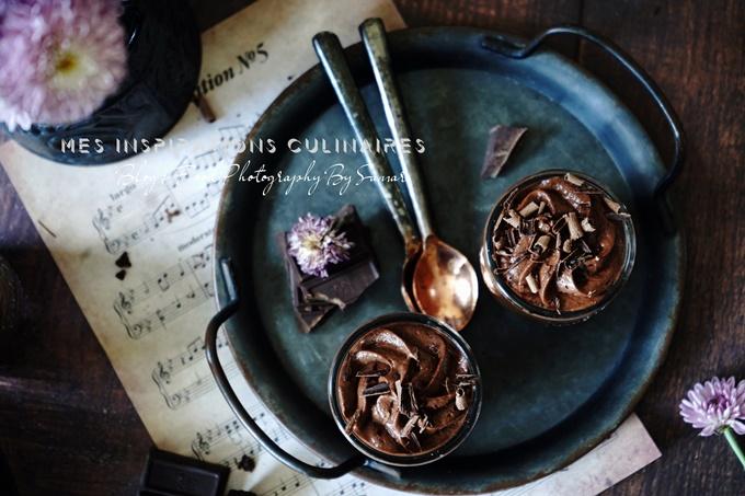dessert au mascarpone et chocolat
