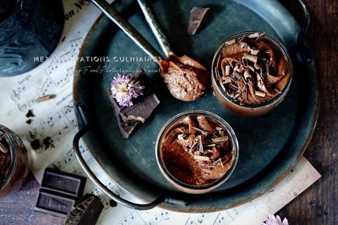 Mousse chocolat mascarpone