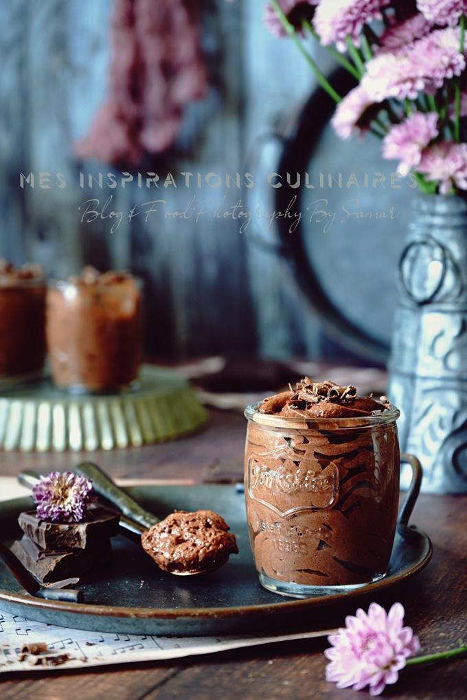 recette mousse au chocolat mascarpone