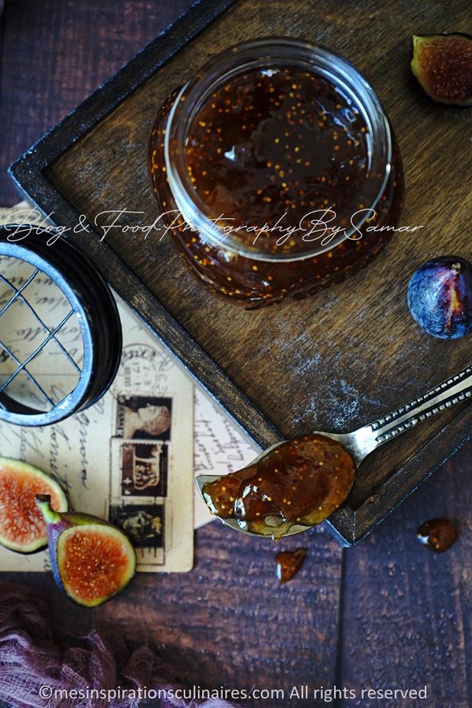 confiture de figue verte recette maison