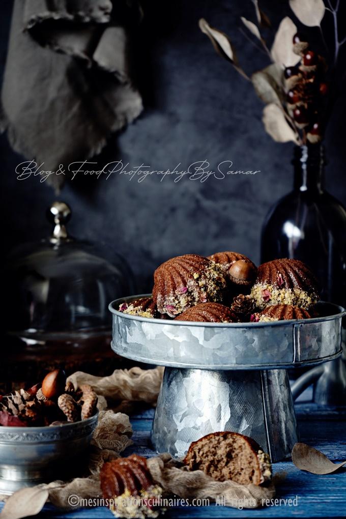 Recette madeleines au Nutella et pate a tartiner