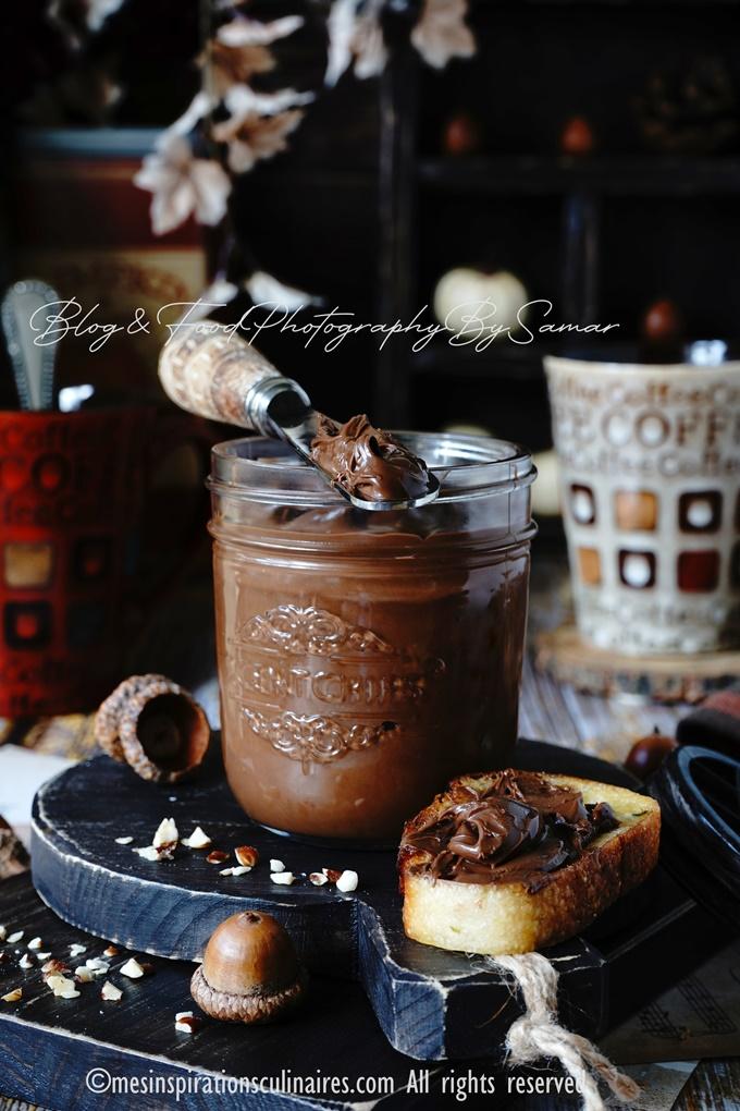 Meilleur que Nutella pâte à tartiner aux noisettes maison