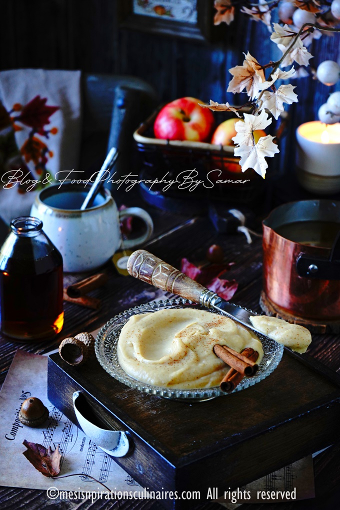 Recette de beurre de pomme maison