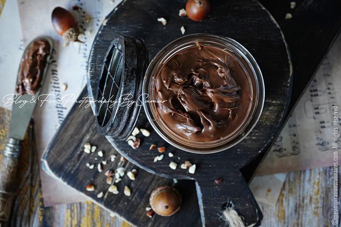 Recette Nutella : pâte à tartiner maison