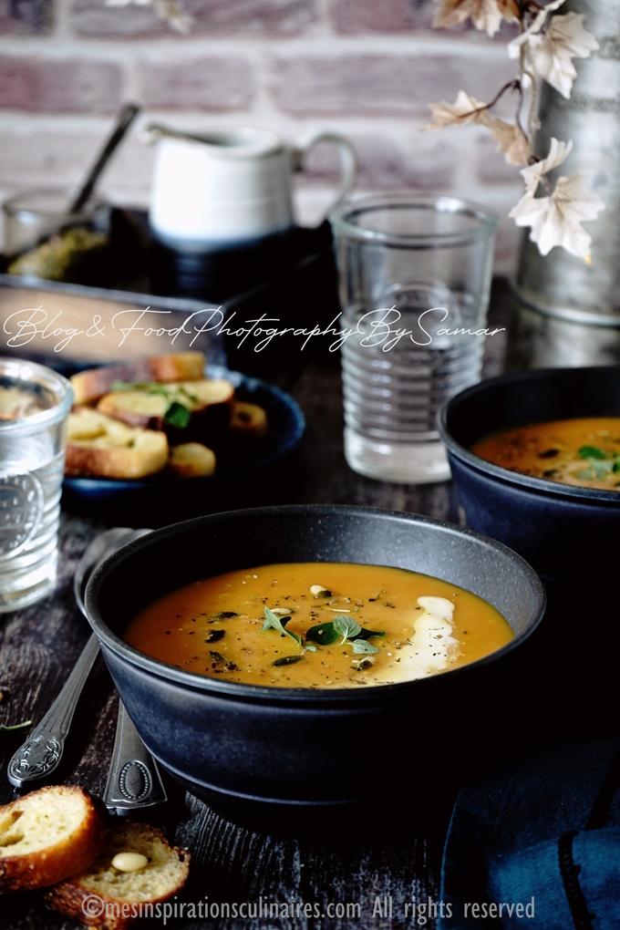 La soupe de carotte simplissime