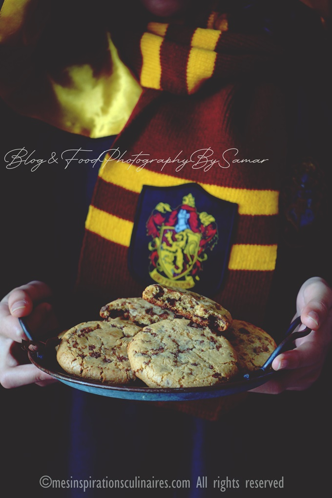 Cookies selon Harry Potter