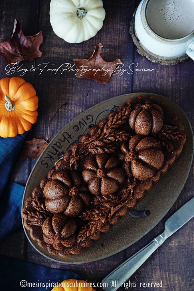 Recette de pumpkin cake