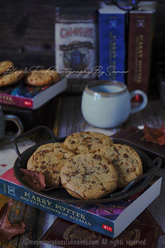 Recette de cookies moelleux selon le film Harry Potter
