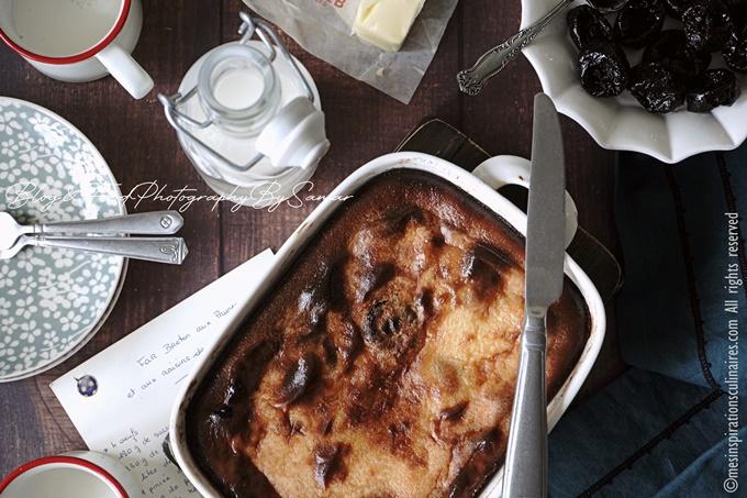 Far breton aux pruneaux, recette traditionnelle