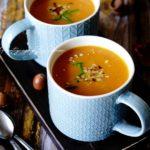 soupe carotte : Recette pour dîner (idées facile et rapide)