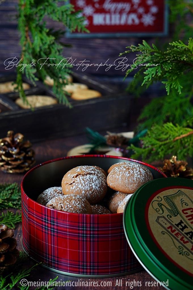 recette Biscuits de Noël au cacao polonais