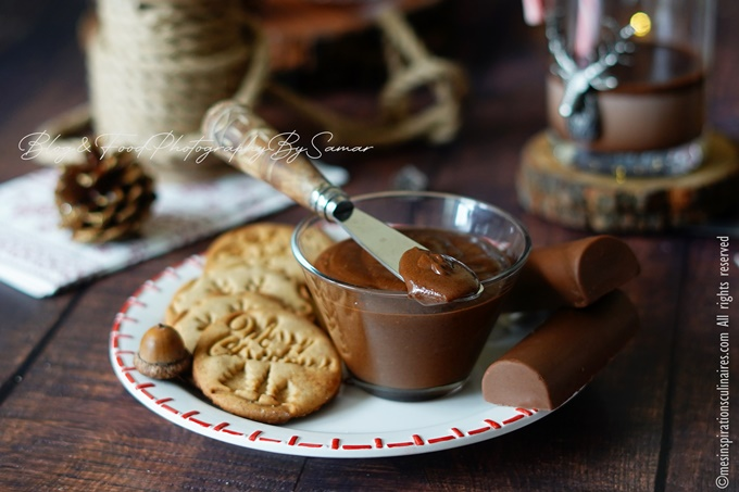 recette de pate a tartiner gianduja maison