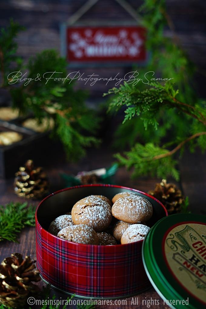Biscuits de Noël au cacao polonais : Pierniczki