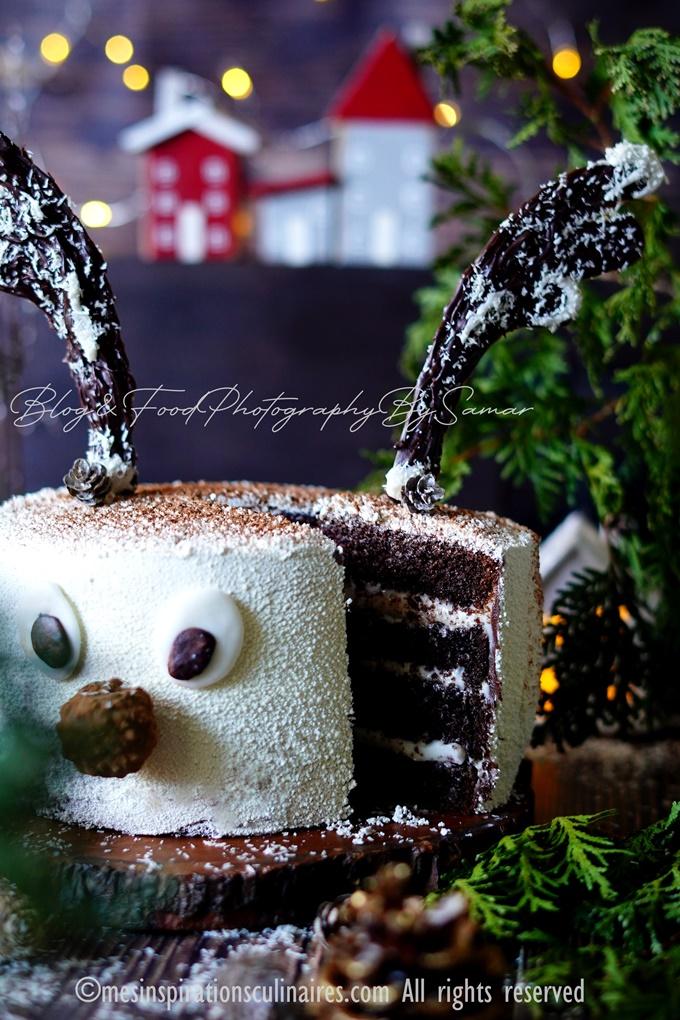 recette de gâteau d'anniversaire a étage facile
