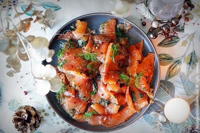 comment faire du saumon maison gravlax