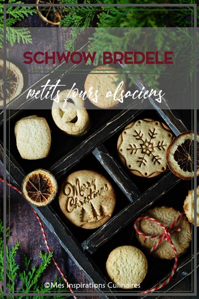petits gâteaux souabes : Schwowebredele