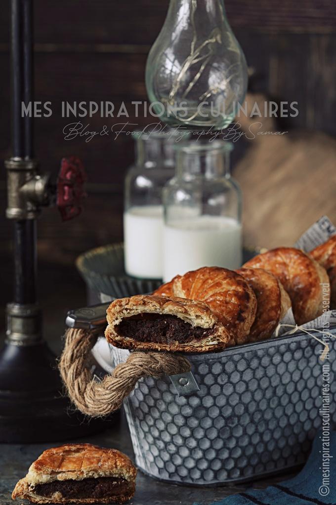 la galette des rois poire chcolat