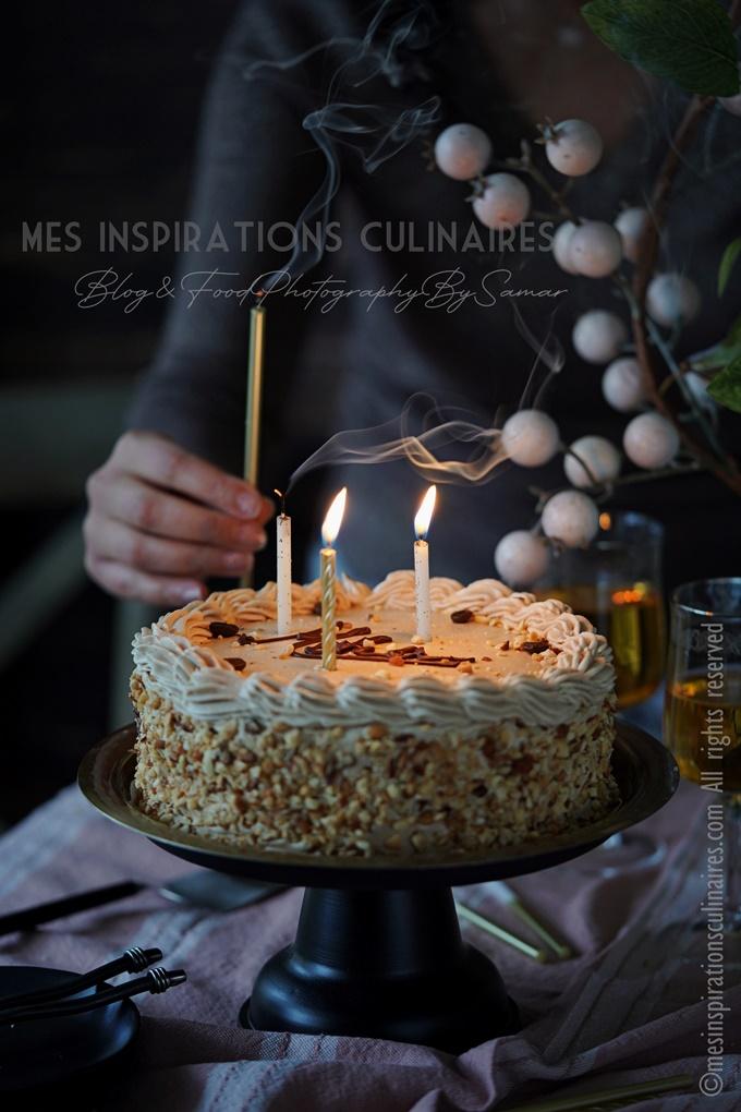 Gâteau Moka au café recette facile