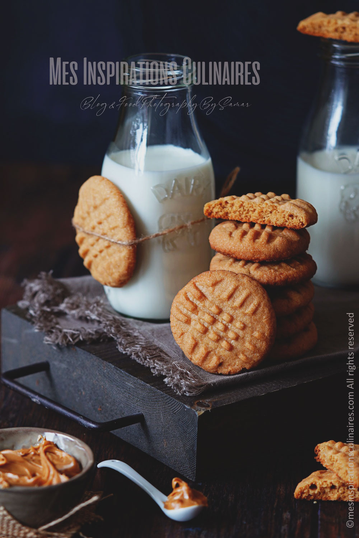 Recette cookies au Peanut butter