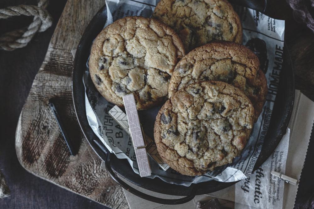 cookies Cyril Lignac tous en cuisine