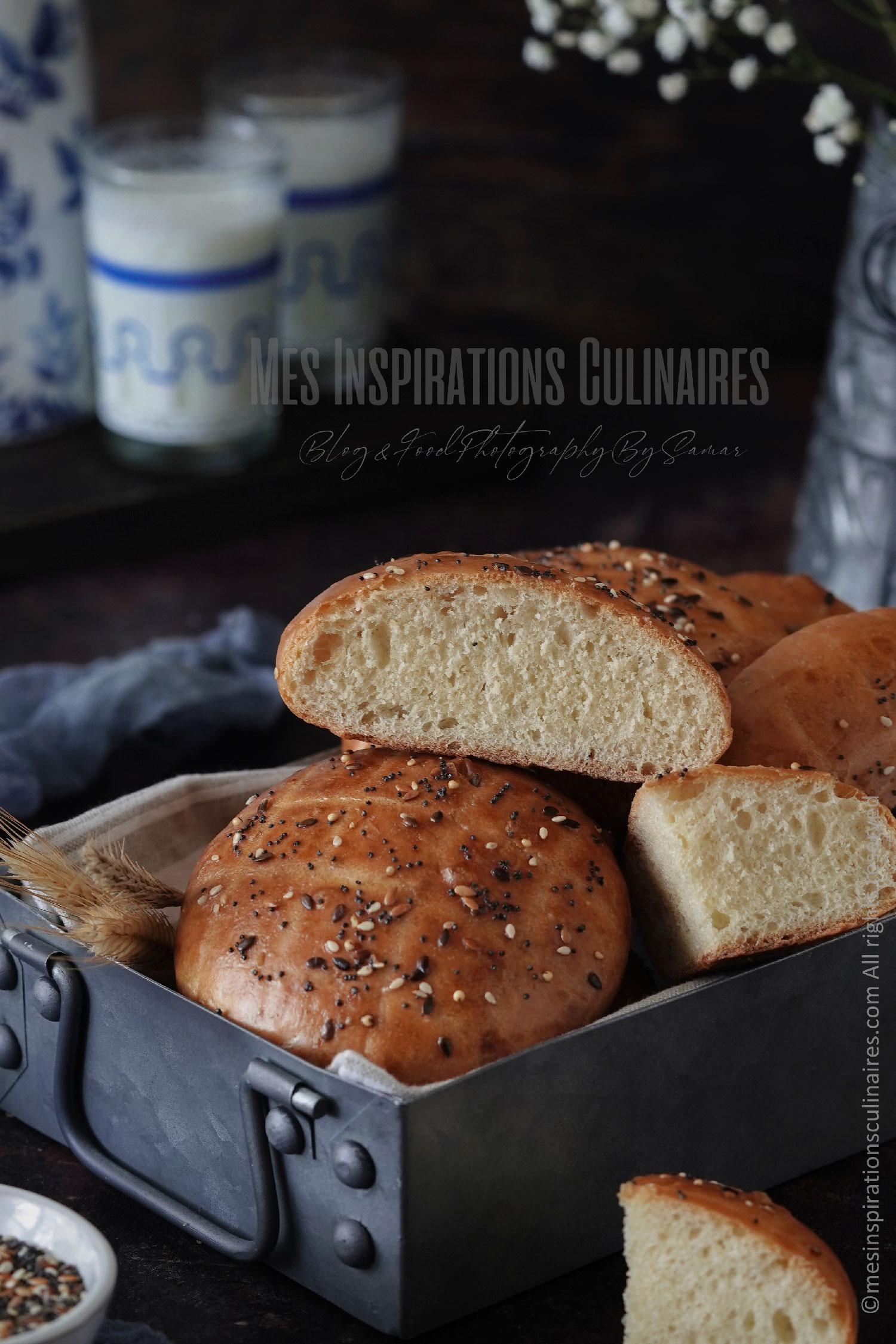 pain au four facile pour ramadan