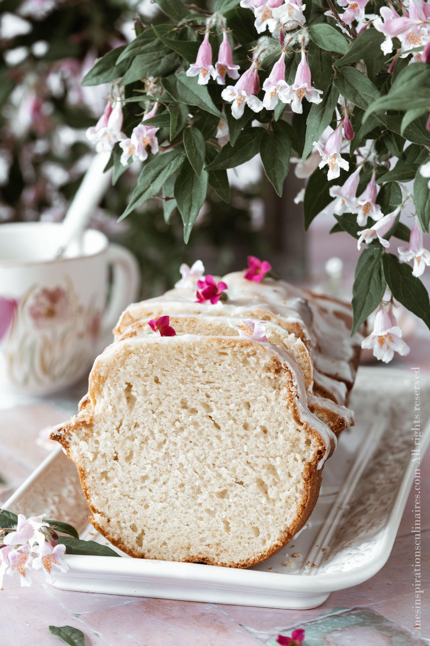 Recette Gâteau au lait léger et moelleux (sans beurre)