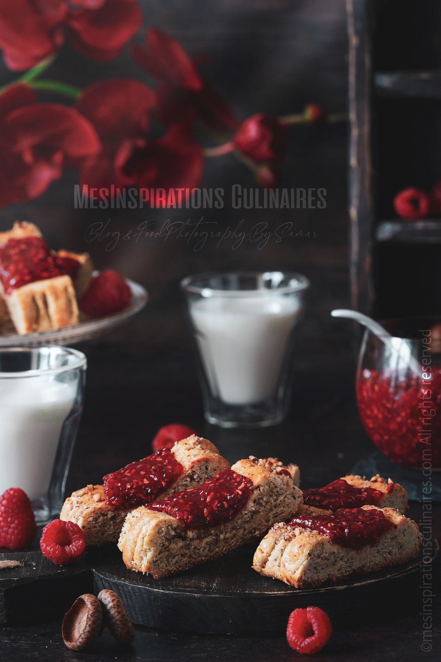 Biscuits sans gluten (recette Keto)