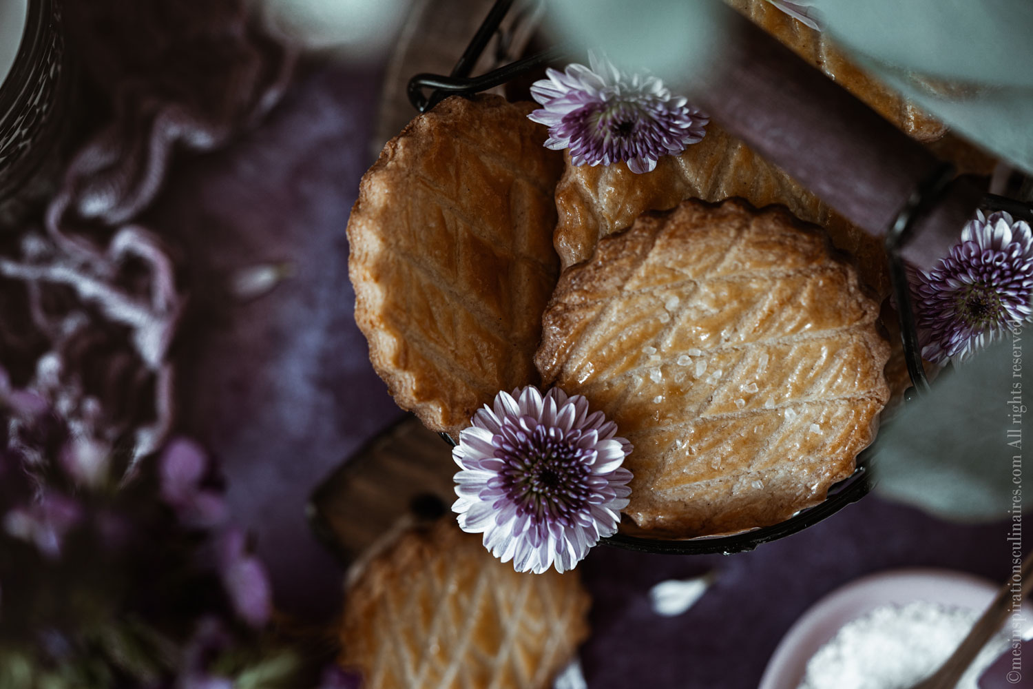 Biscuits normands, recette facile