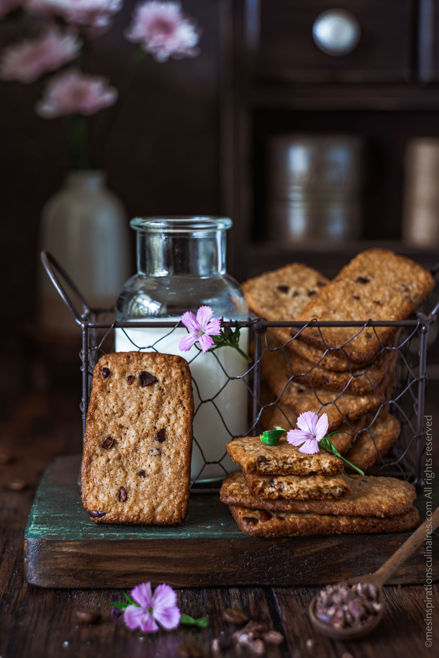 Biscuits façon Belvita petit dejeuner