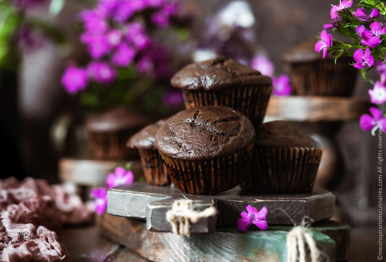 muffins au chocolat cyril lignac