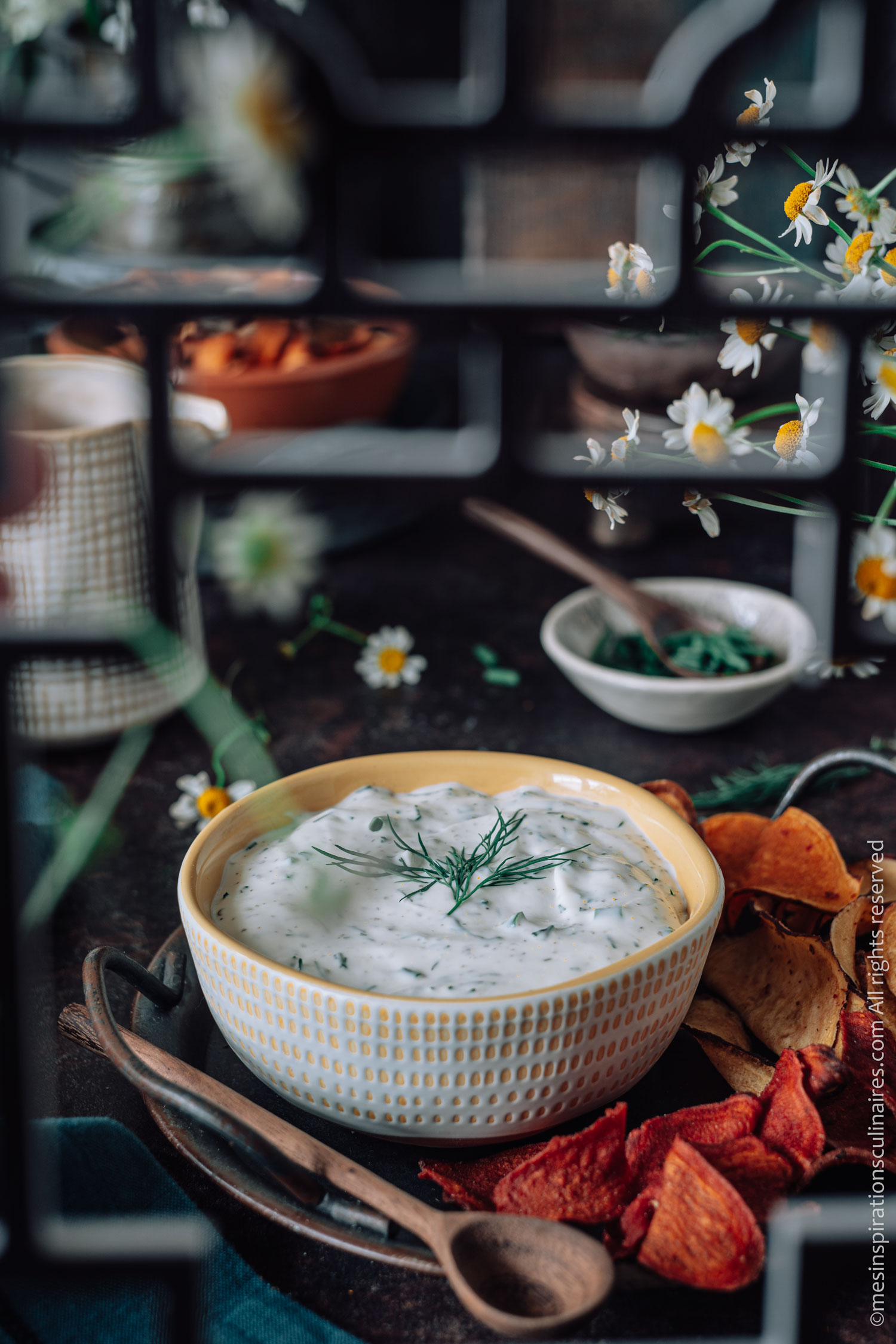 Crème de ciboulette, recette maison