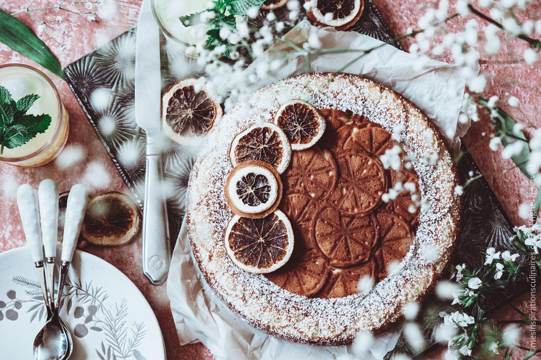 Gâteau madeleine, recette facile