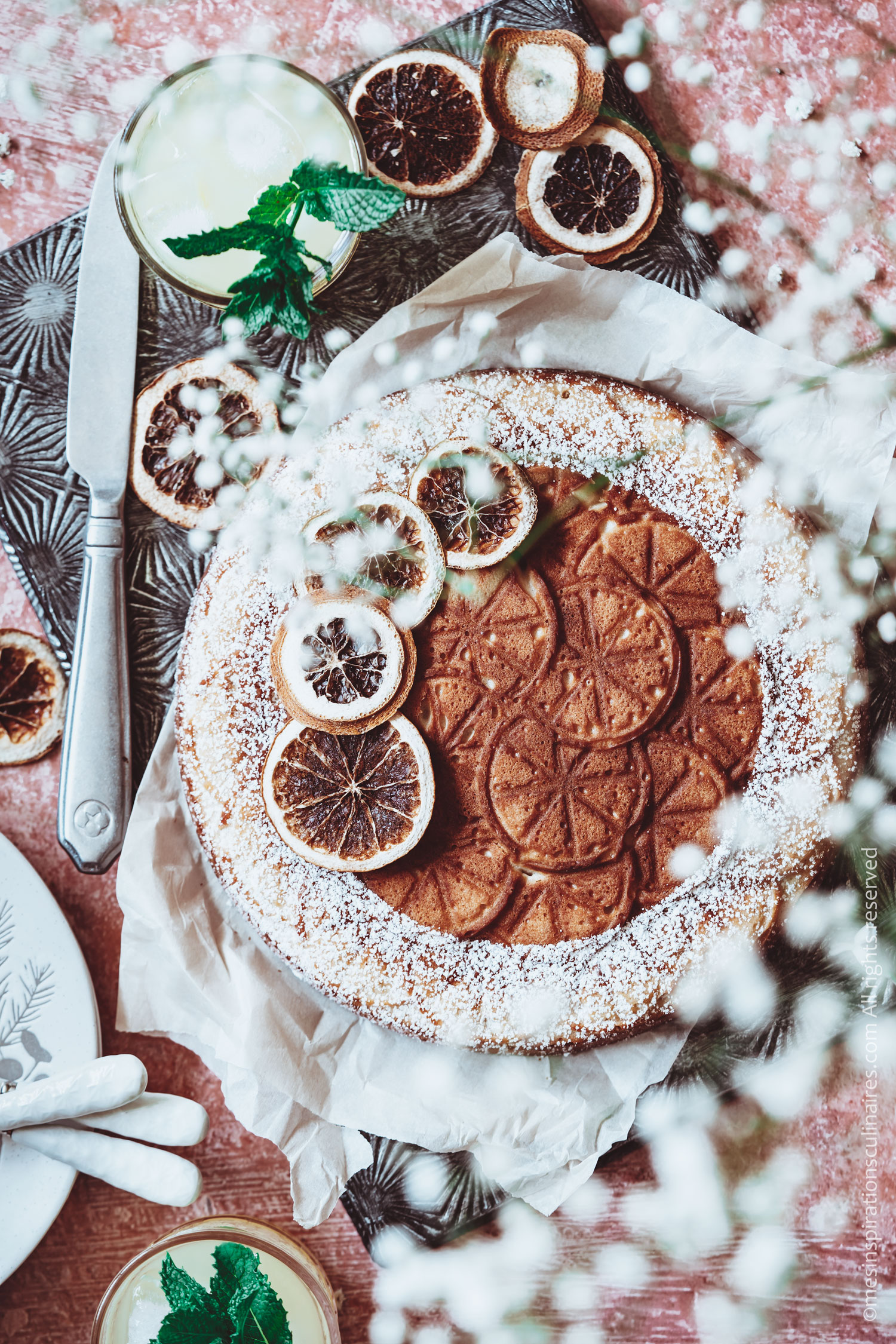 Recette de Gâteau madeleine facile