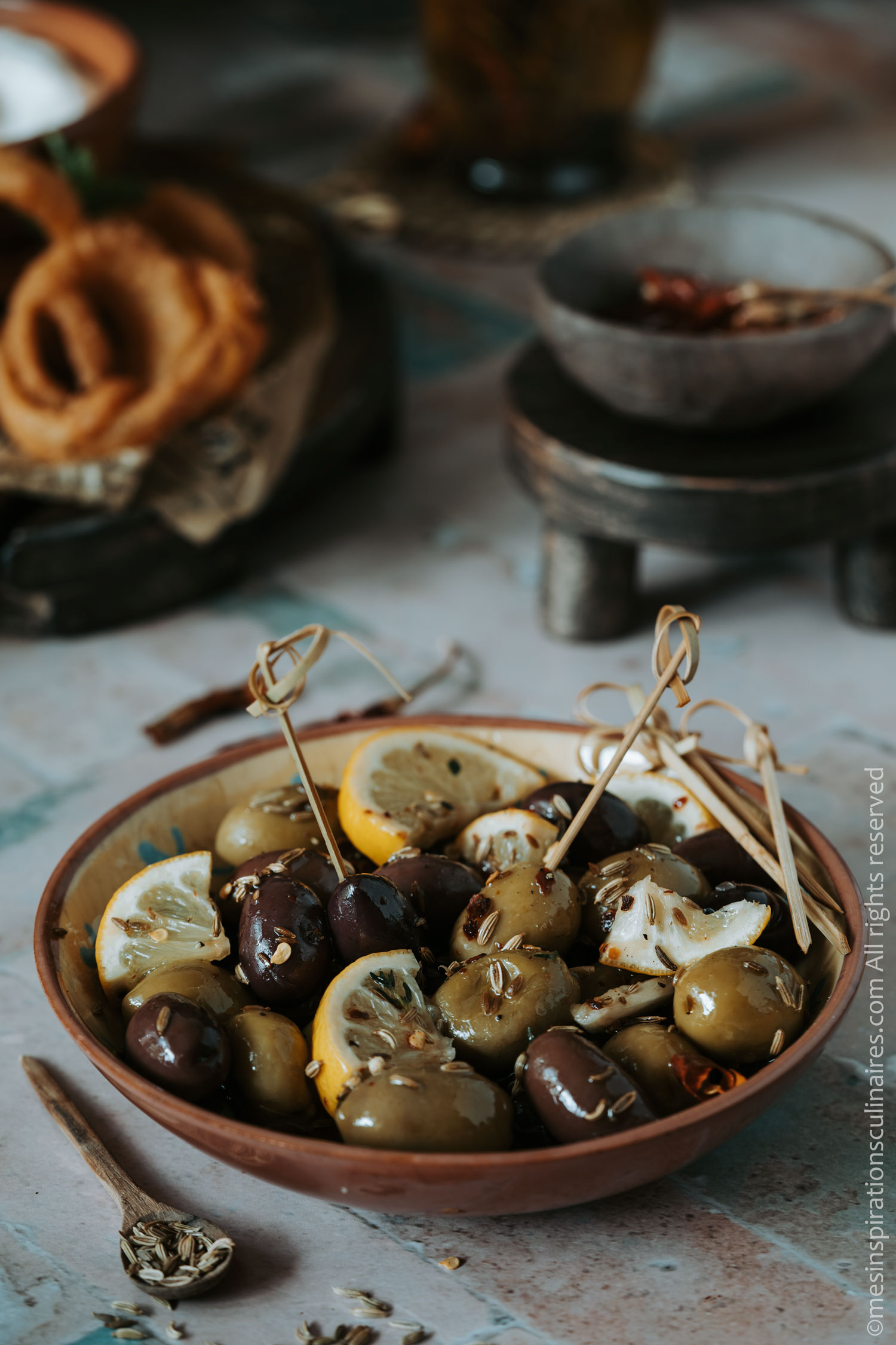 Comment faire des olives