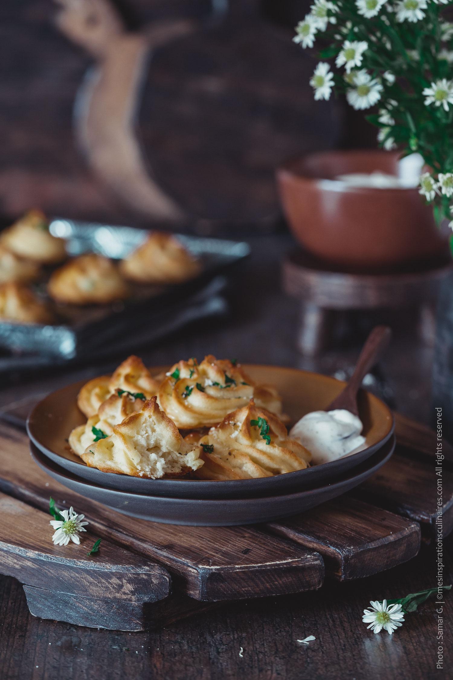 Pommes de terre maison au four au parmesan et ail
