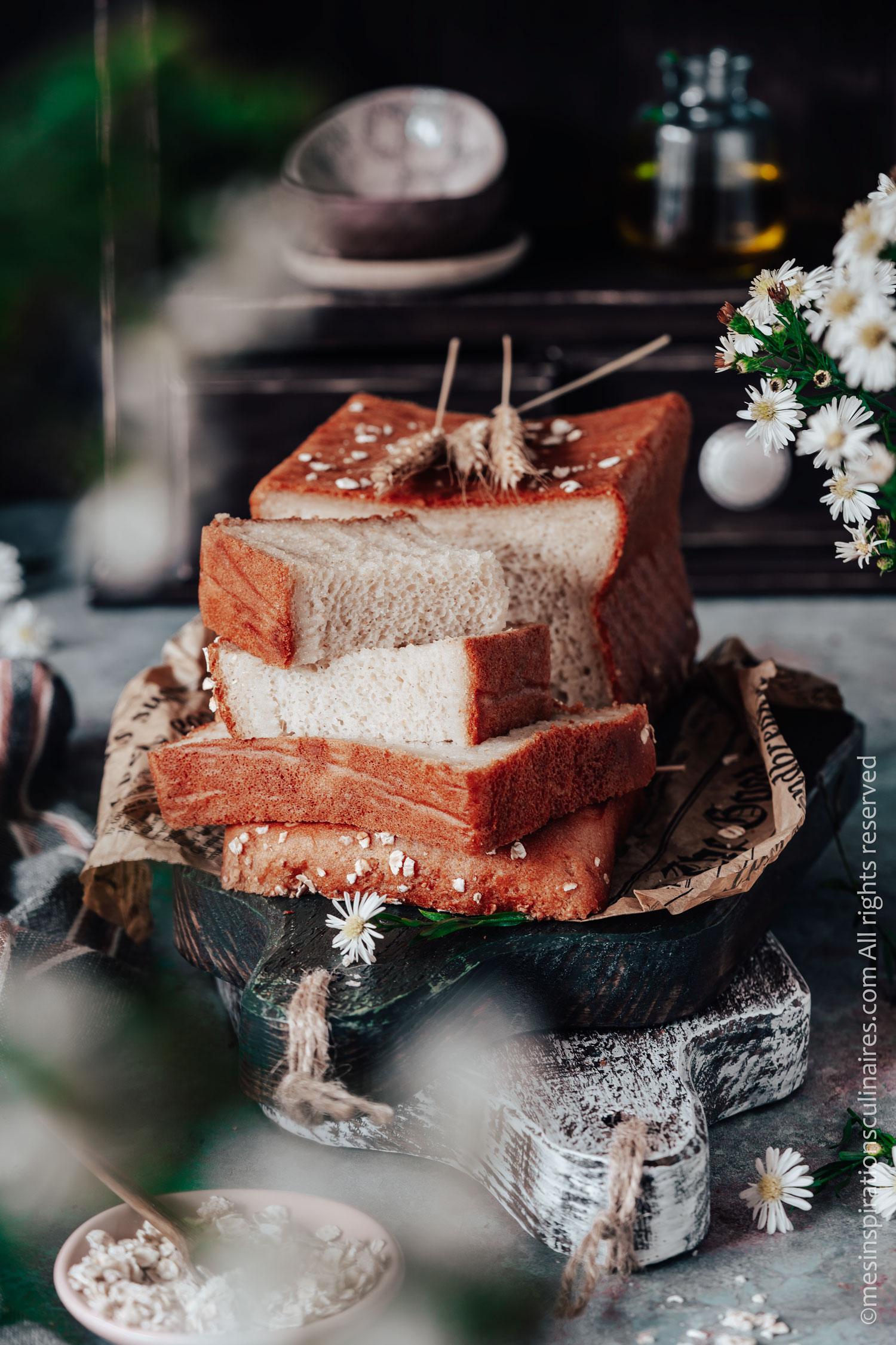 pain a la farine sans gluten