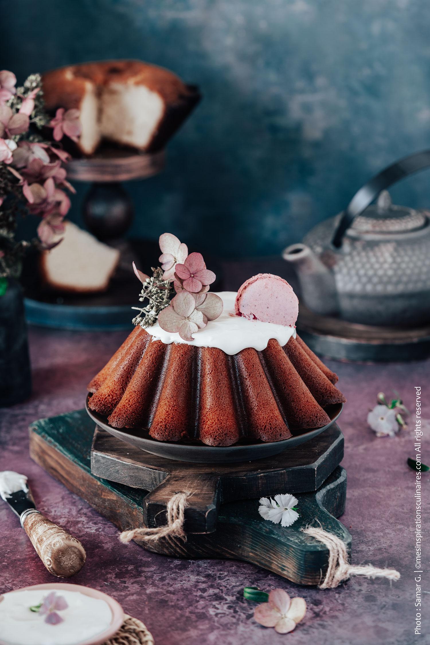 recette gâteau citron et chocolat blanc