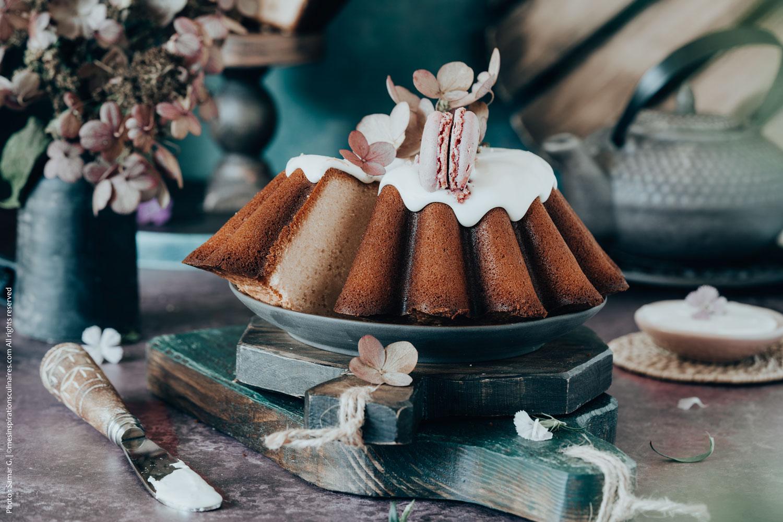 Moelleux au chocolat blanc