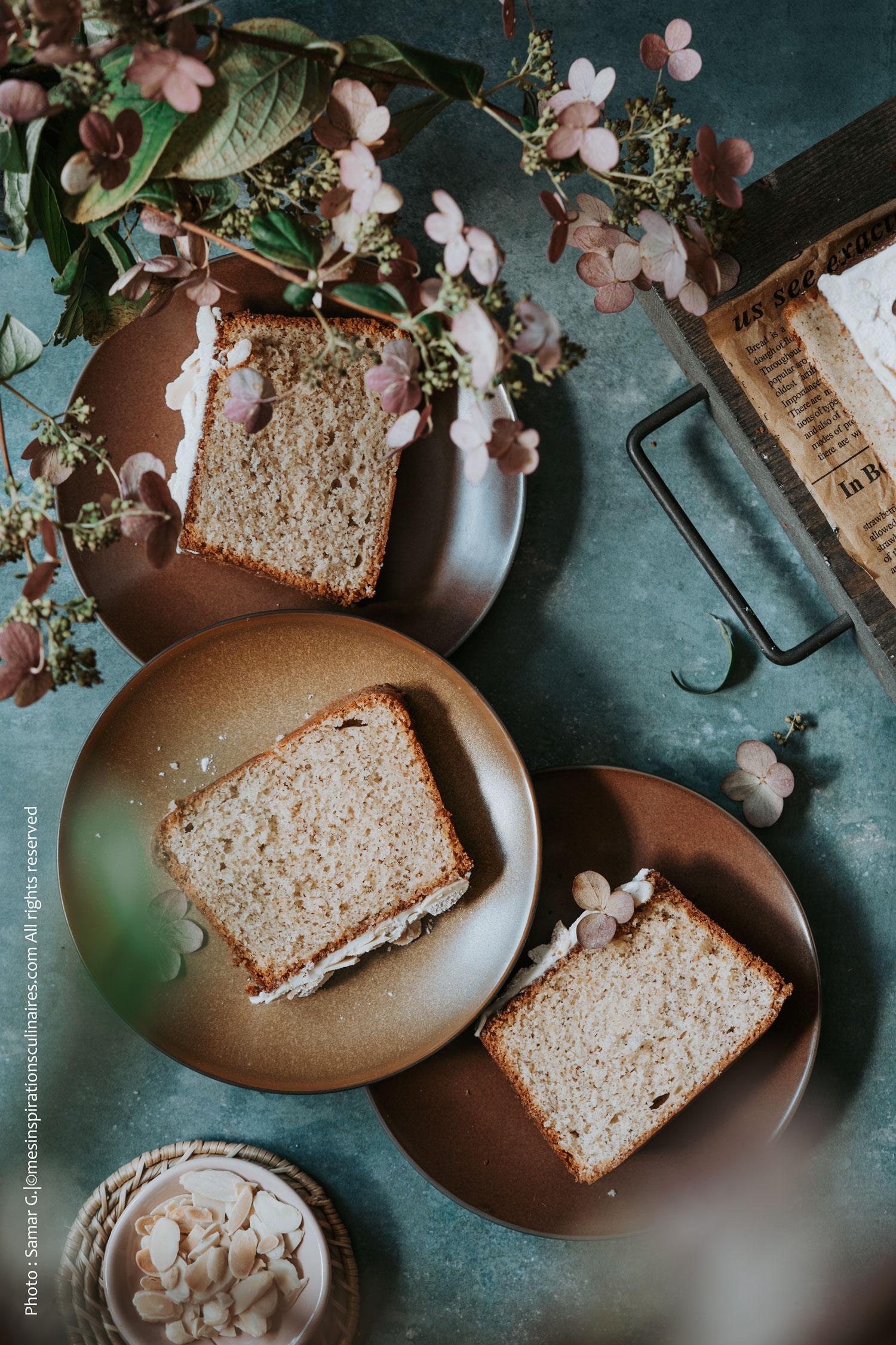recette cake moelleux vanille