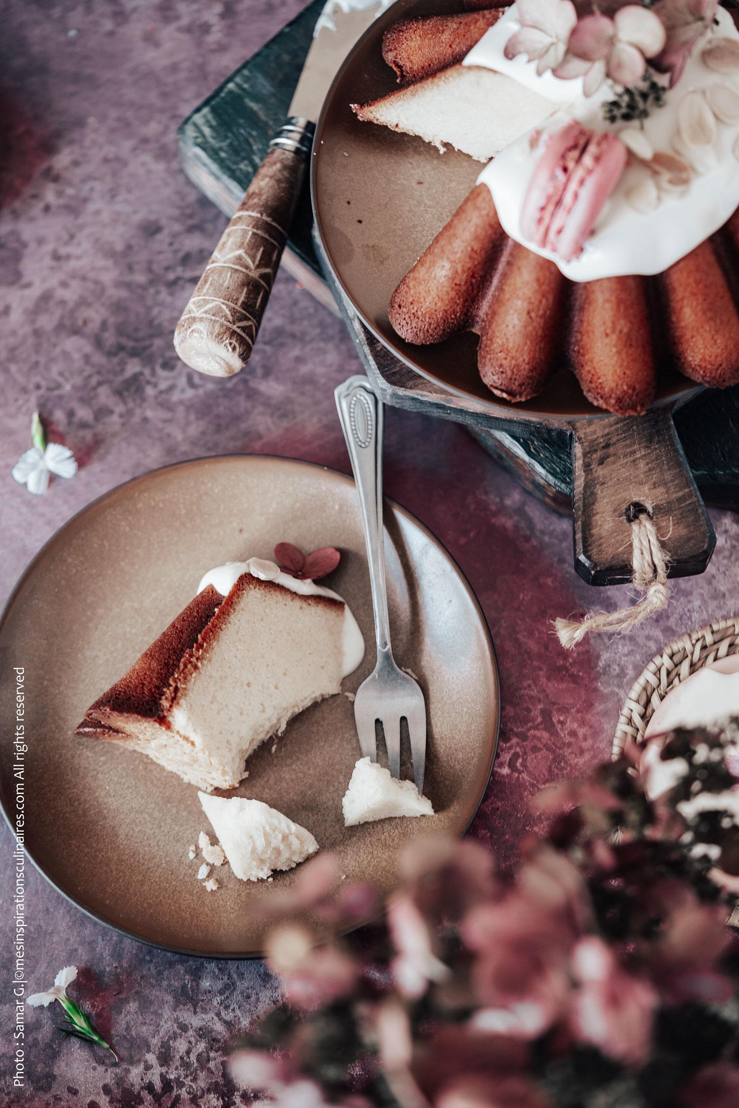 recette moelleux citron et chocolat blanc